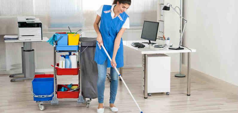 Quelles sont les produits utilisés pour un nettoyage industriel ?